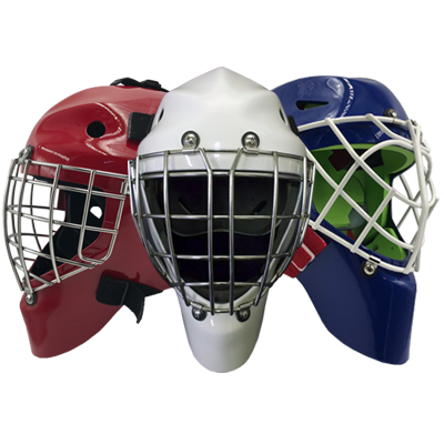 otny goalie masks & relacement cages